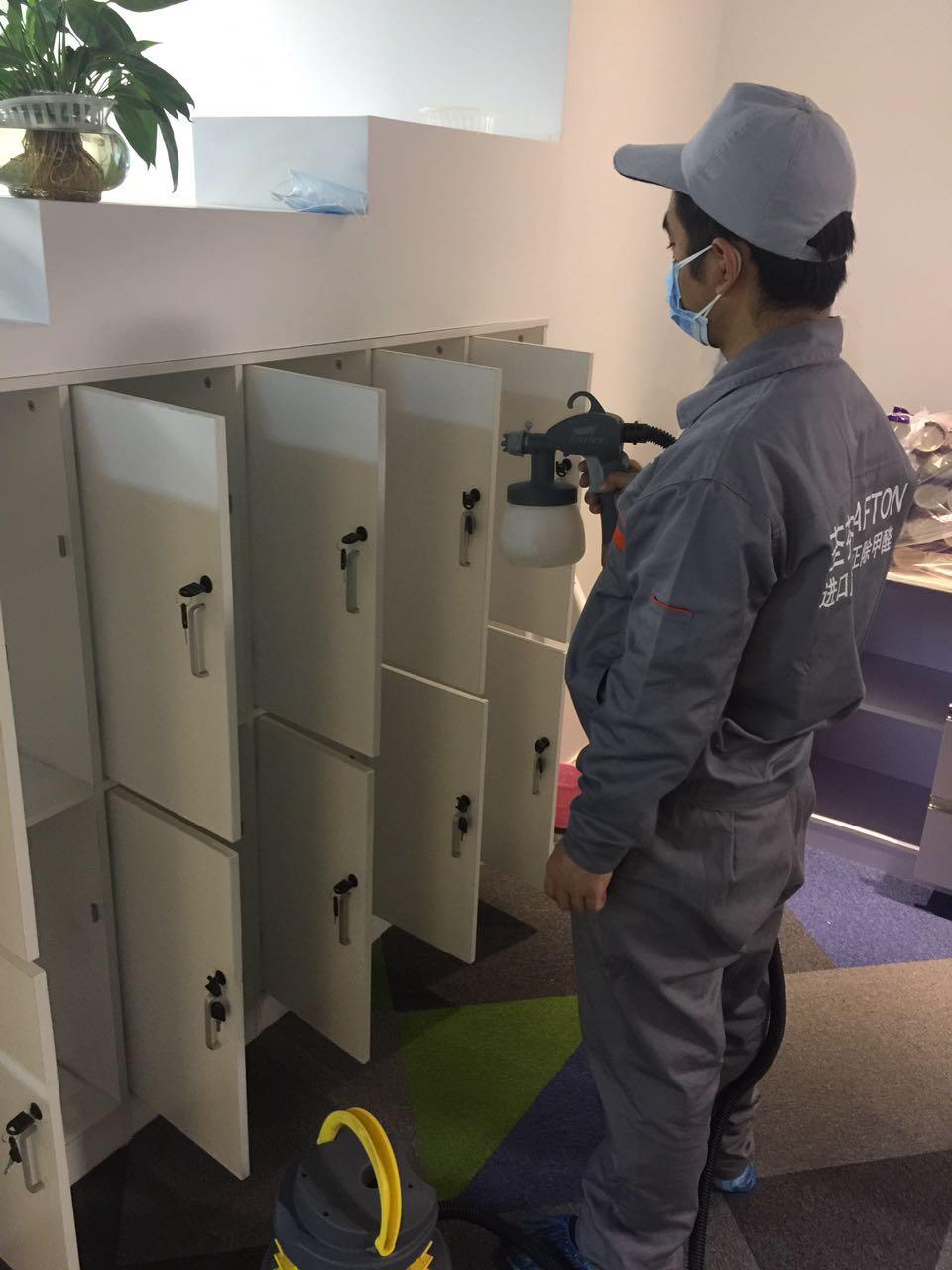 柜子重点施工